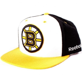 Кепка Reebok Snapback Boston Bruins