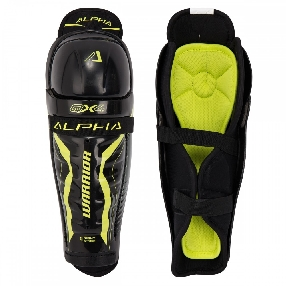 Щитки Warrior Alpha QX4 юниорские