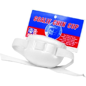 A&R Чашка для подбородка вратарская с ремешком Goalie Chin Cup
