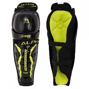 Щитки Warrior Alpha QX4 взрослые
